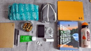 international travel tips packing light