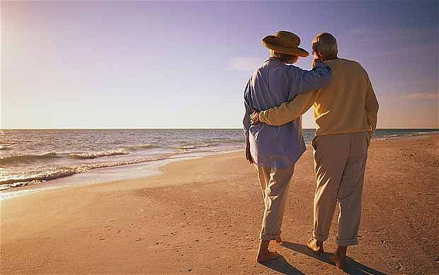 Seniors Travel Uk