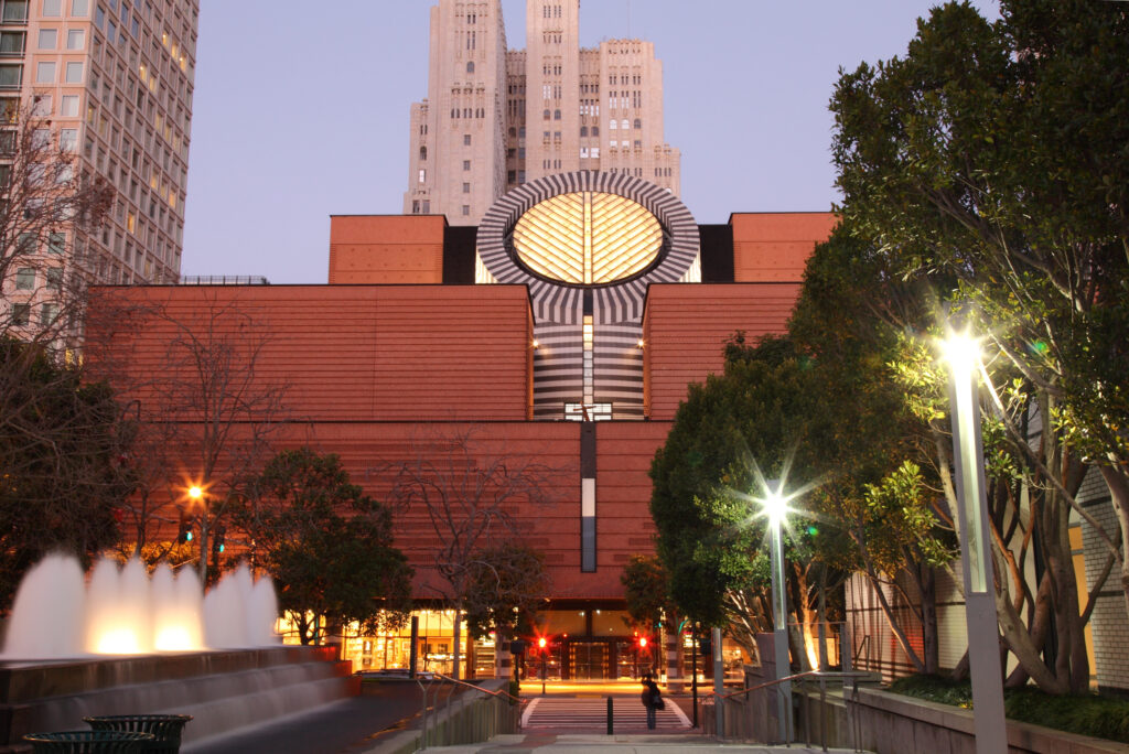 10 best places to visit in san francisco for San francisco museum of art