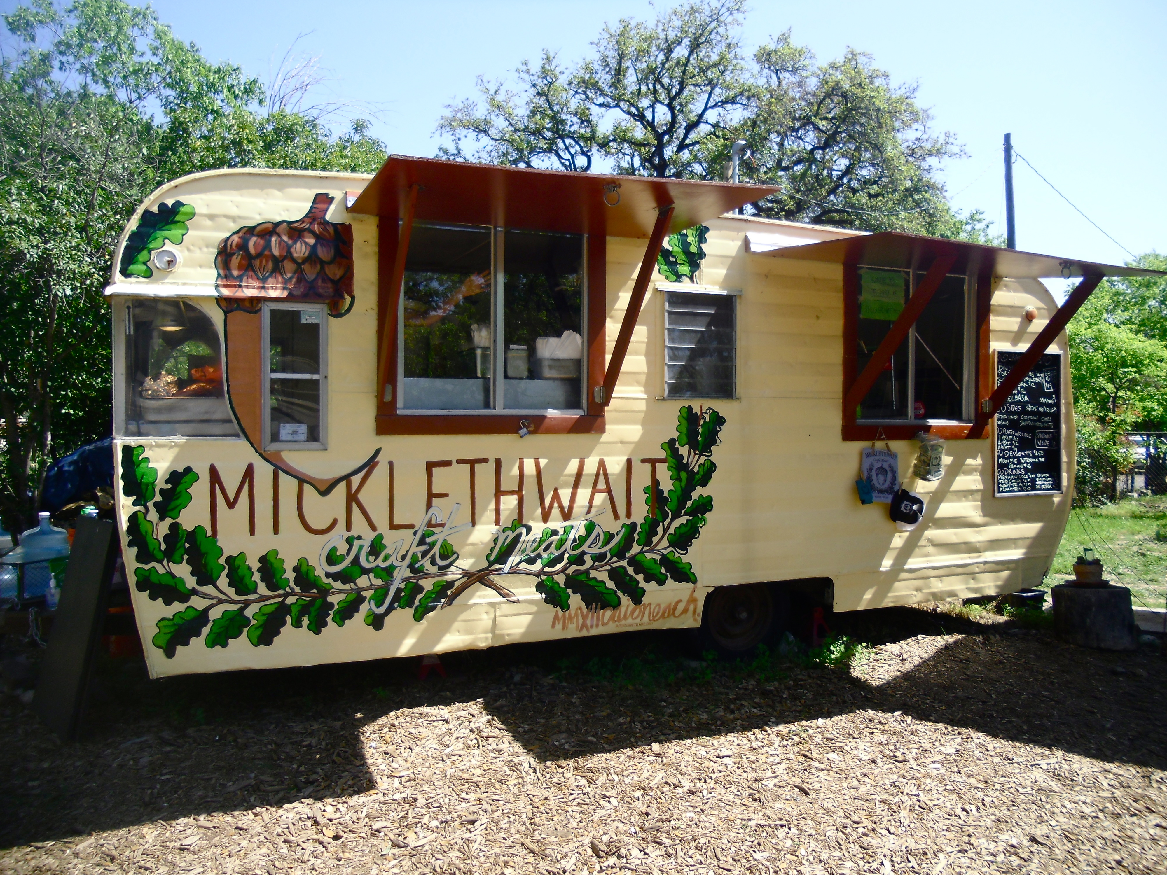 best places to eat in austin trailer