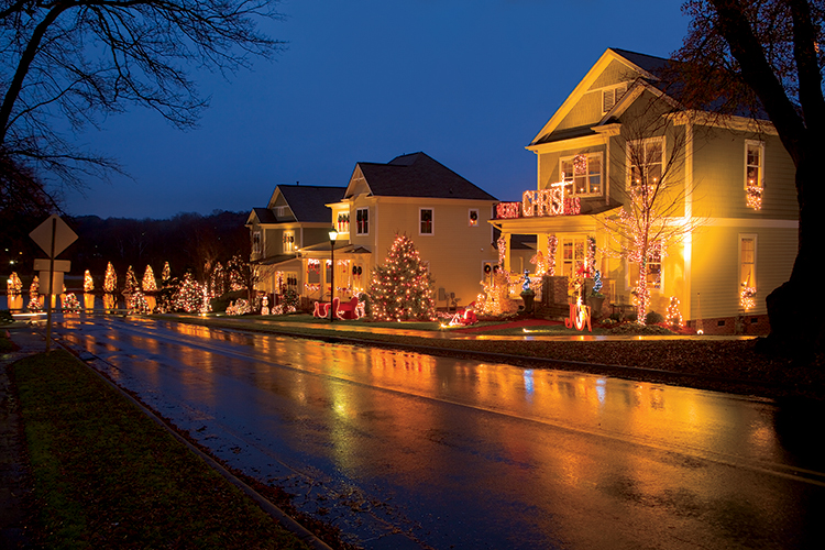 Best Places To Spend Christmas In Usa With The Family