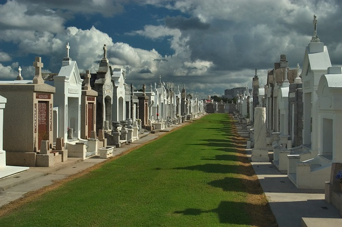 St. Louis Cemetery No. 3, one of the best places to visit in Louisiana
