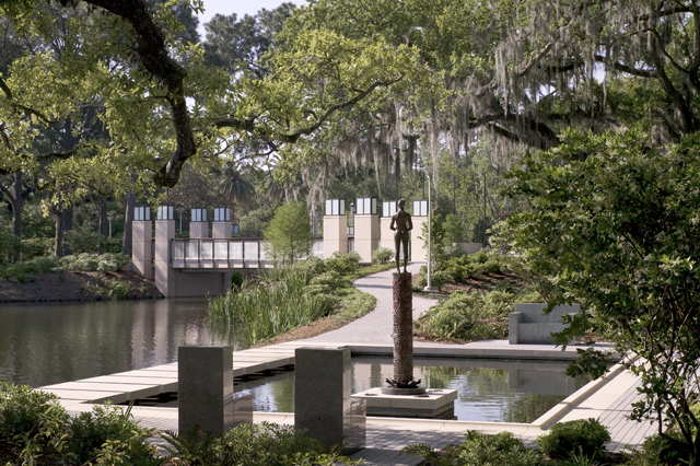 Sydney and Walda Besthoff Sculpture Garden
