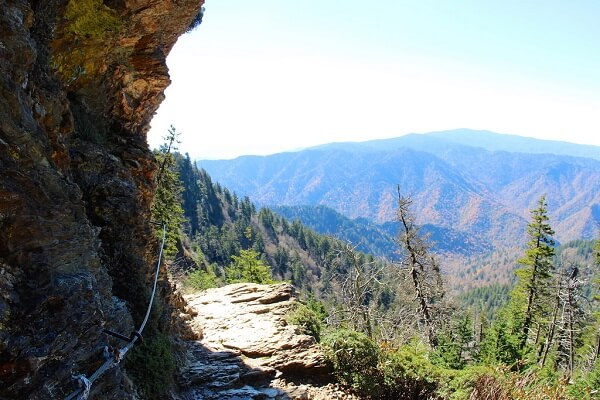 Alum Cave Trail, Great Smokies