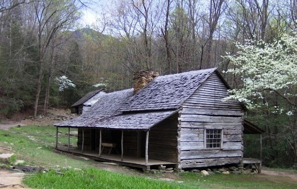 Noah Bud Ogle Cabin, Great Smoky Mountains