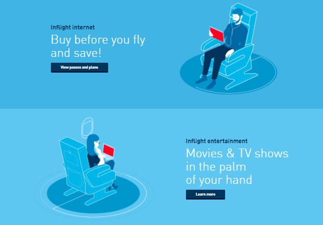 Gogo In-Flight Internet, one of the best Christmas gifts for travelers