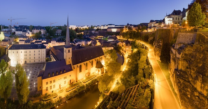 City of Luxembourg