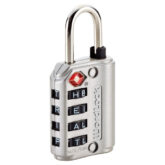 travel lock for personal belongings