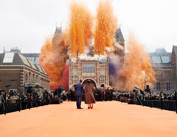 Reopening of the Rijksmuseum
