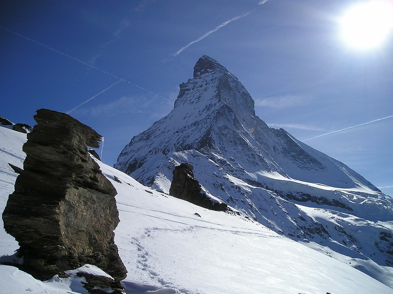 Best places to visit in Europe: Zermatt