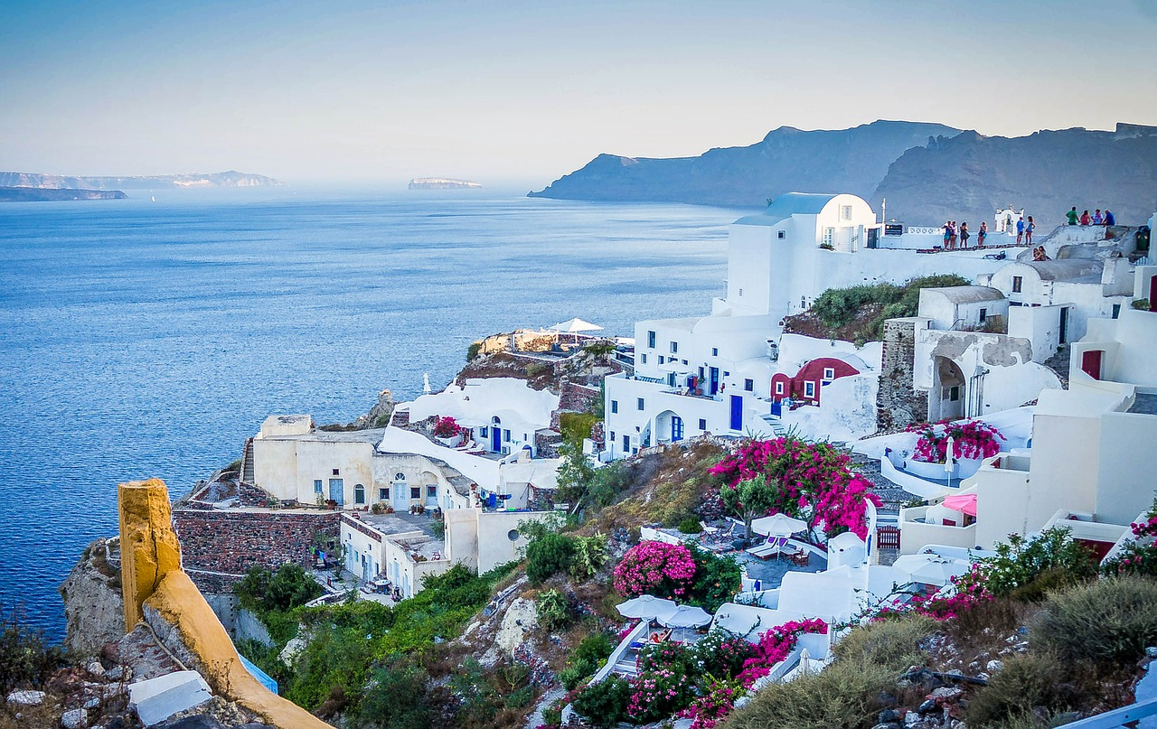 Best places to visit in Europe: Greece