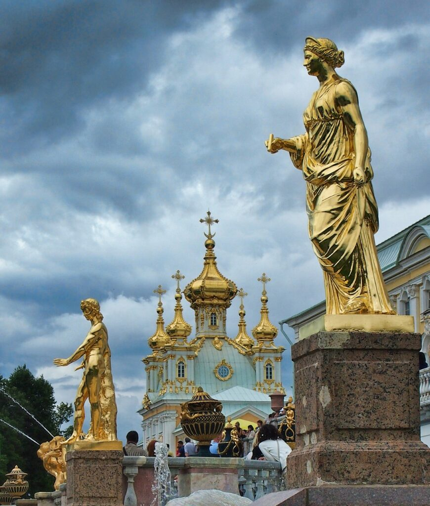 Best places to visit in Europe: St. Petersburg
