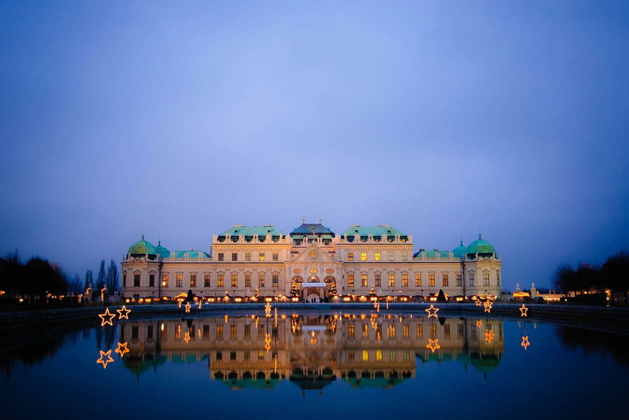 Best Places to visit in Europe: Vienna