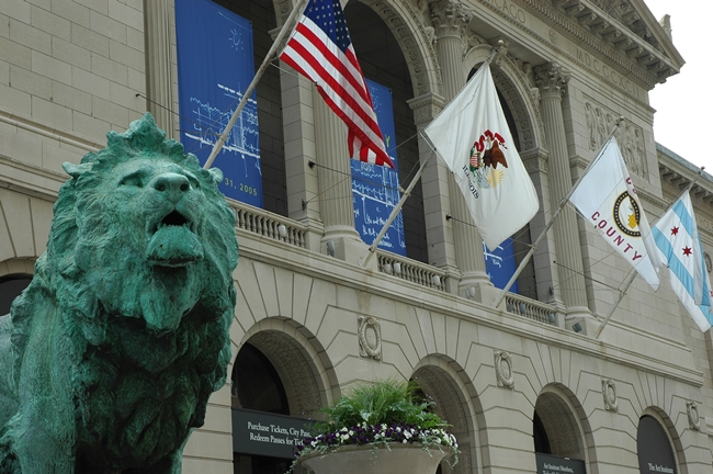 Art Institute of Chicago - Places to Visit in Chicago