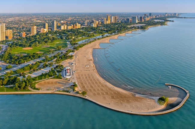 North Avenue Beach - One of the Best Places to Visit in Chicago