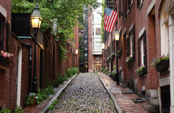 Boston Beacon Hill - Best Things to do in Boston