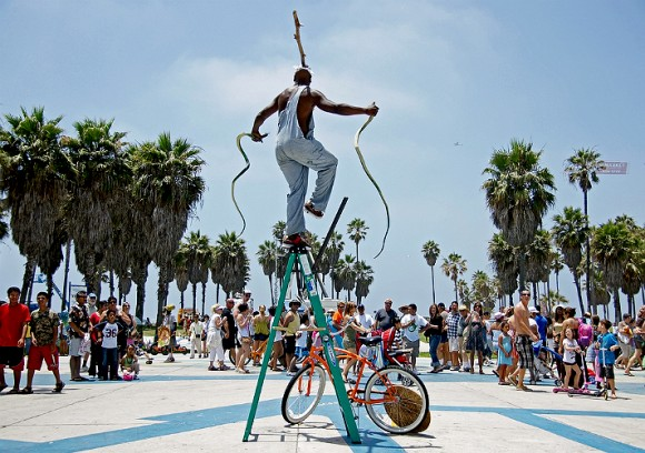 Venice Beach a must-visit place in Los Angeles