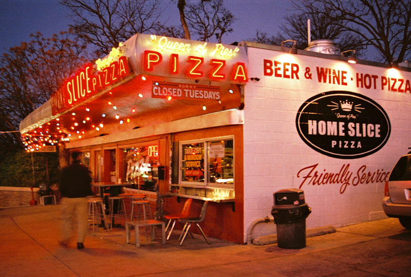 best places to eat in austin pizza
