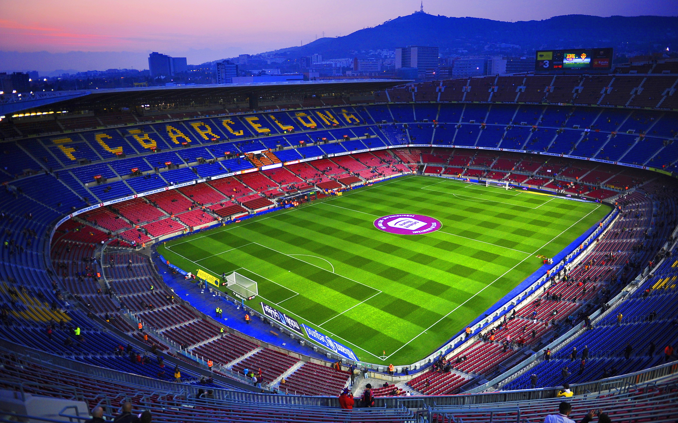 what to do in barcelona football