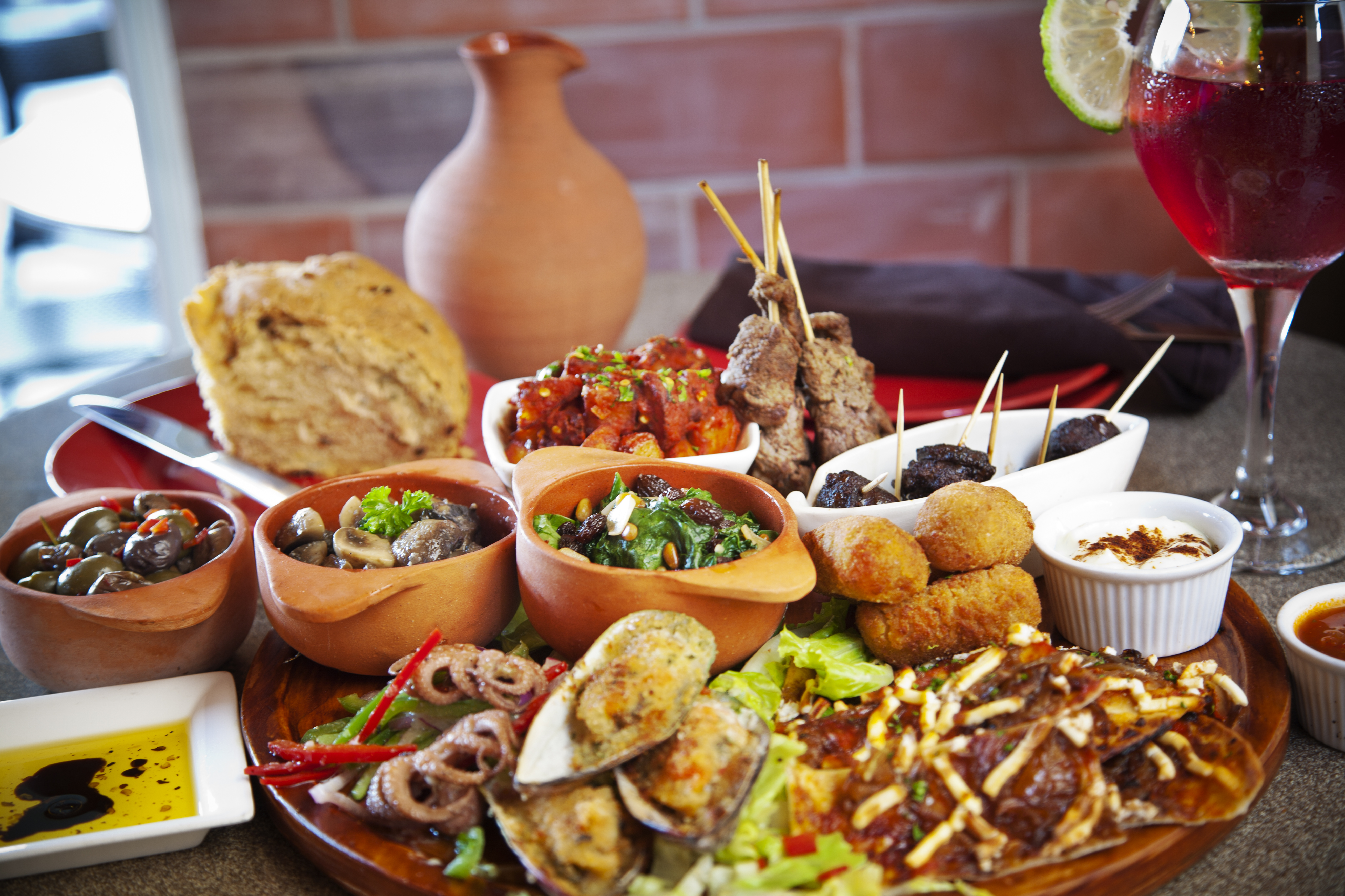 what to do in barcelona food