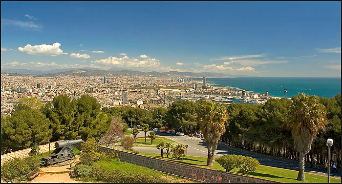 what to do in barcelona mountain