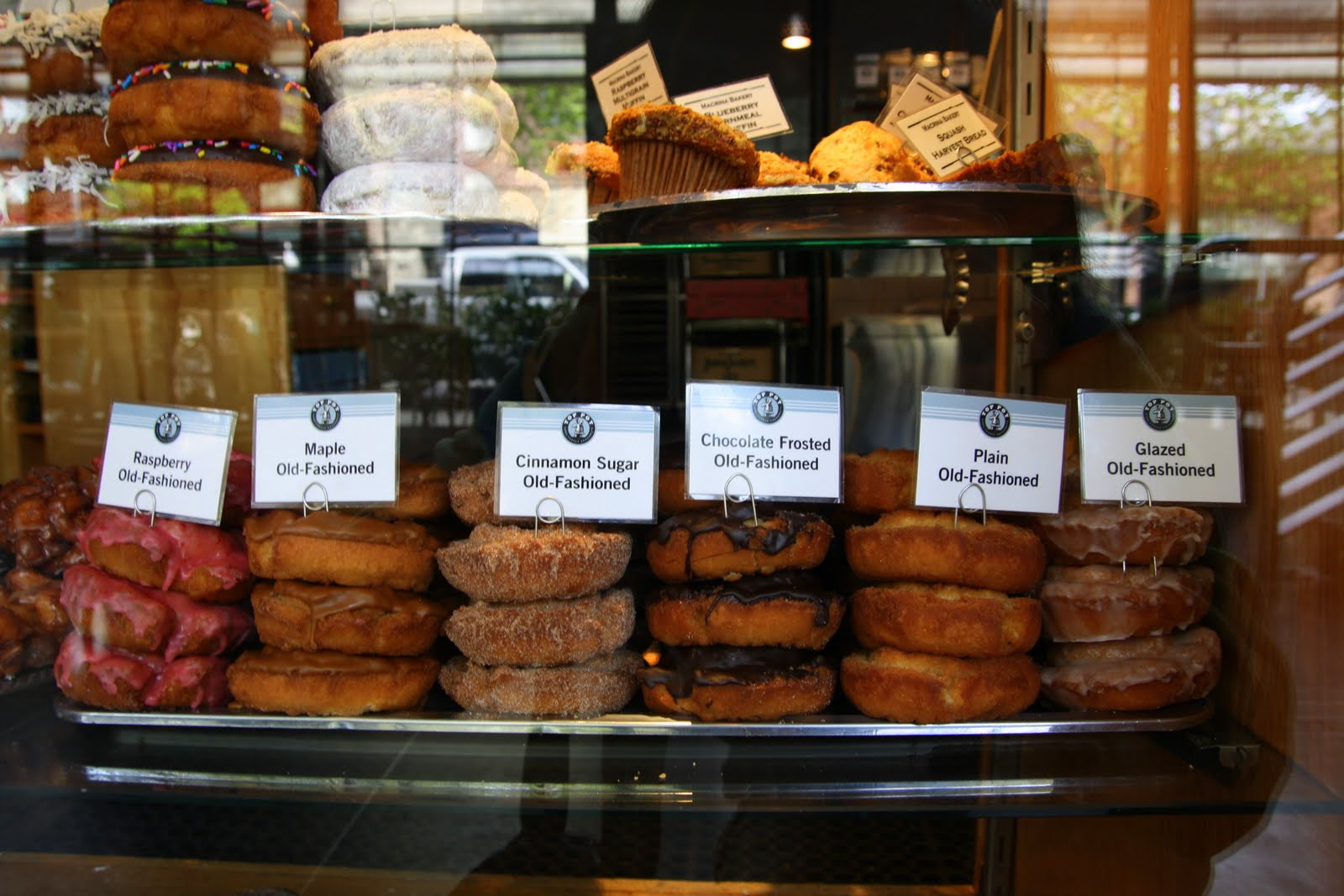 best places to eat in seattle donuts