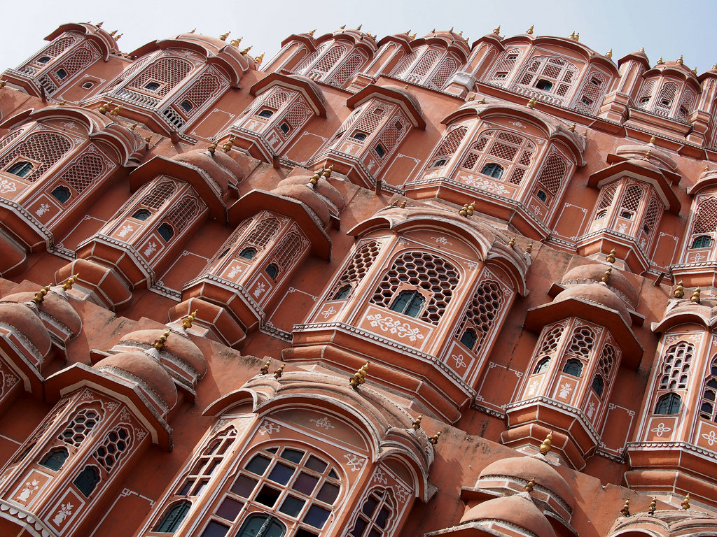 Hawa Mahal - top places to visit in Jaipur
