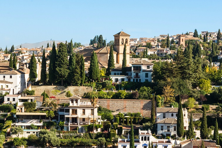 granada best places to visit in spain