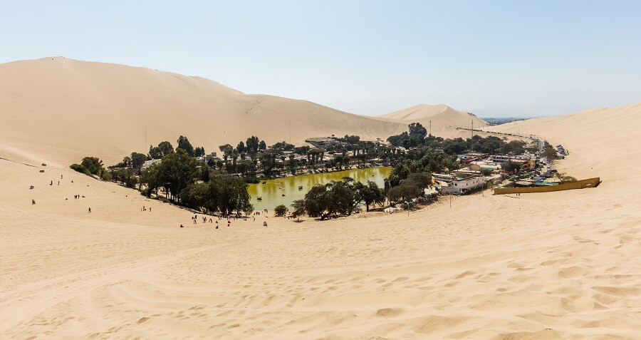 world traveler huacachina peru