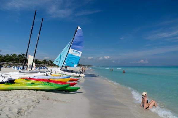 varadero beach cuba caribbean