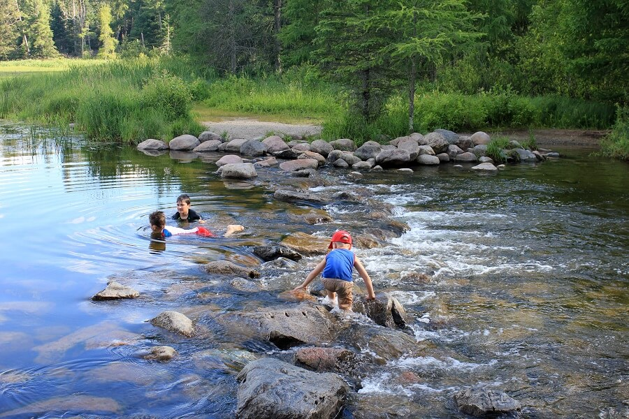 midwest vacations itasca state park