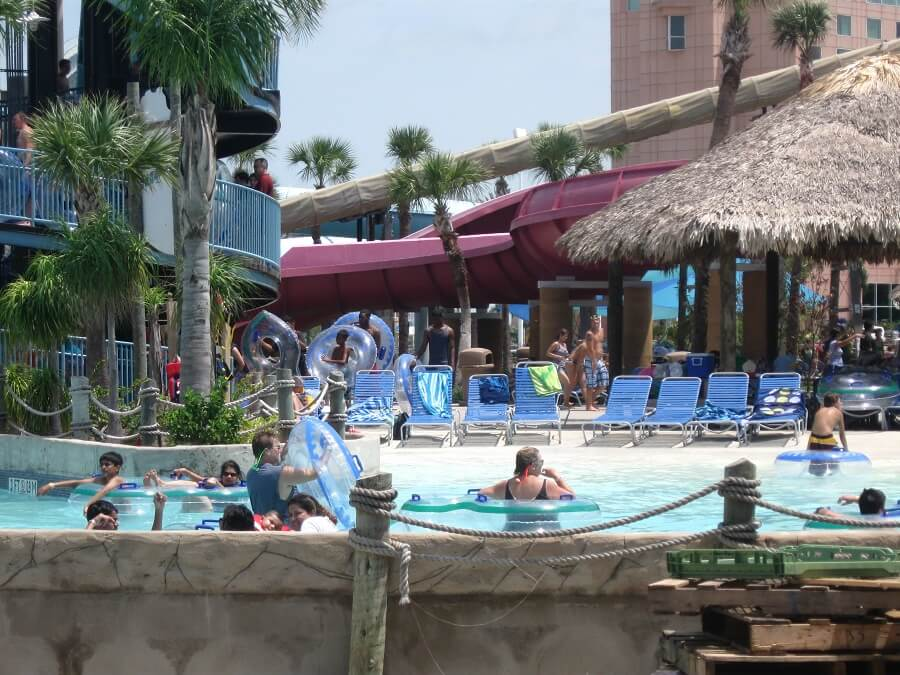 things to do in Galveston waterpark