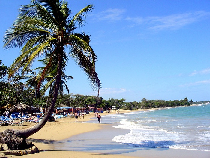 Playa Dorada, one of the most beautiful Dominican Republic beaches