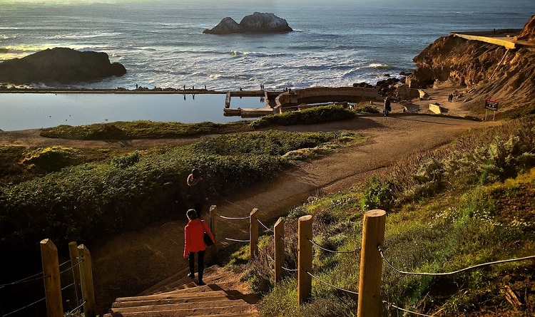 Lands End Trail, one of the best places to hike in San Francisco