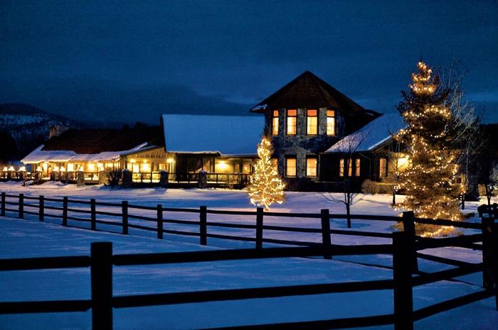 resort in Greenough, Montana