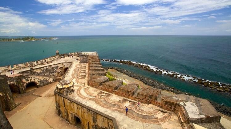 San Felipe del Morro Fortress, Puerto Rico