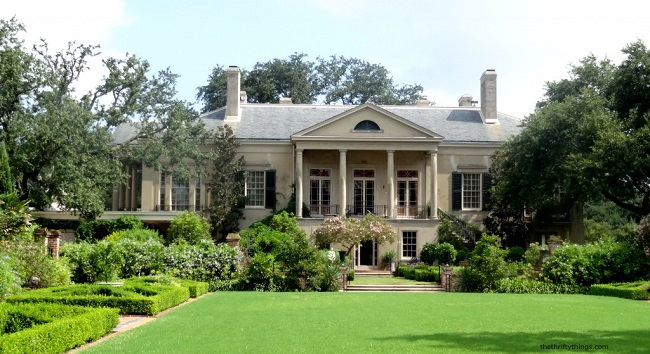 Longue Vue House in Louisiana, New Orleans