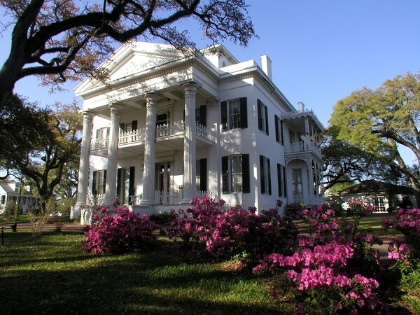 Stanton Hall house in Natchez, Mississippi