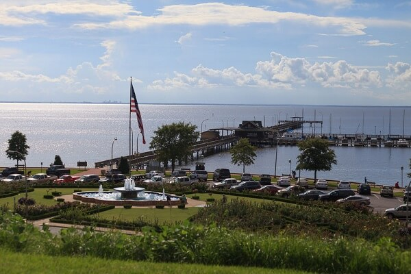 Fairhope Municipal Pier and Park, Fairhope