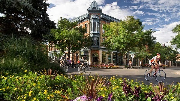 Fort Collins Historic Old Town