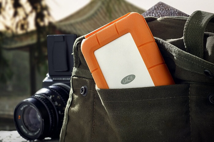 LaCie Rugged Mobile Hard Drive 4TB