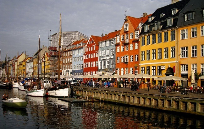 Copenhagen, one of the best places to travel alone as a woman