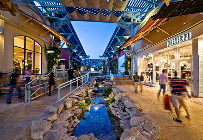 The Shops at La Cantera, San Antonio
