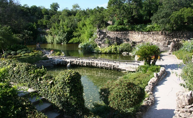 Japanese Tea Garden, San Antonio