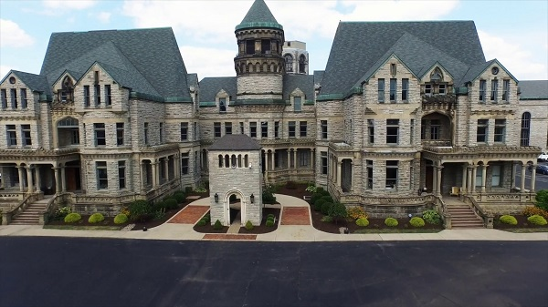 Visiting Ohio State Reformatory, one of the best tourist attractions in Ohio