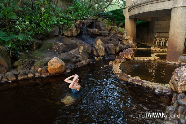 Governor General Hot Spring, Taiwan
