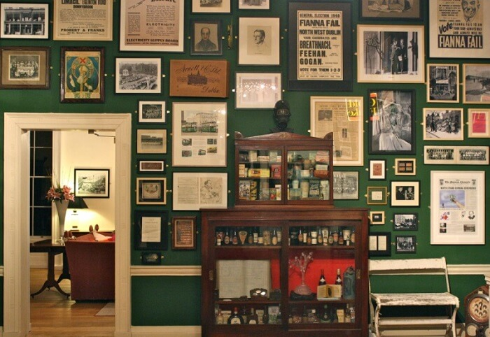 The Little Museum of Dublin, Ireland