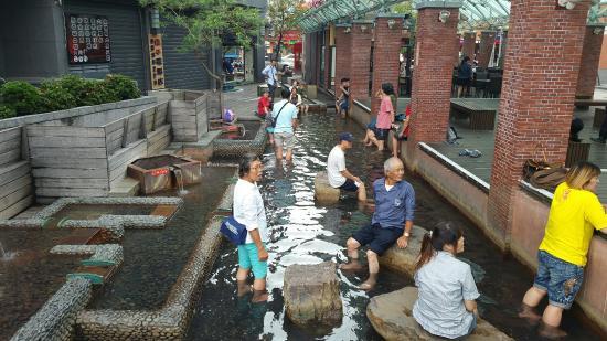 Tangweigou Hot Spring Park, Taiwan