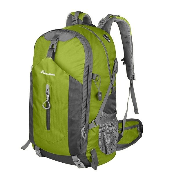 OutdoorMaster Hiking Backpack 50L Hiking & Travel Backpack