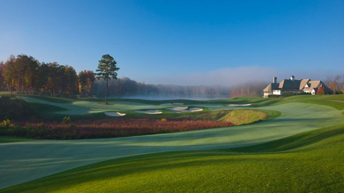 Kinloch Golf Club, Virginia